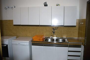 Mali Lošinj, Kuchyně v ubytování typu apartment, WiFi.