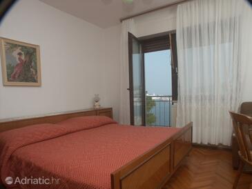 Mali Lošinj, Bedroom in the room.