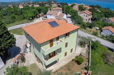 Nerezine, Lošinj, Property 2506 - Apartments and Rooms with pebble beach.
