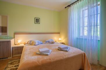Cres, Chambre dans l'hébergement en type room, climatisation disponible et WiFi.