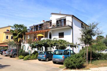 Umag, Umag, Objekt 2528 - Apartmaji v bližini morja s peščeno plažo.