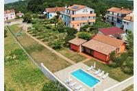 Family friendly apartments with a swimming pool Бабичи - Babići (Умаг - Umag) - 2531