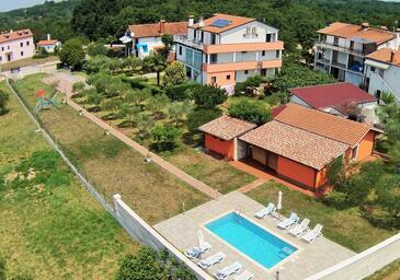Babići, Umag, Obiekt 2531 - Apartamenty w Chorwacji.