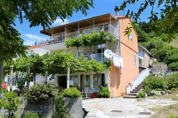 Žuljana, Pelješac, Hébergement 254 - Appartement avec une plage de sables.