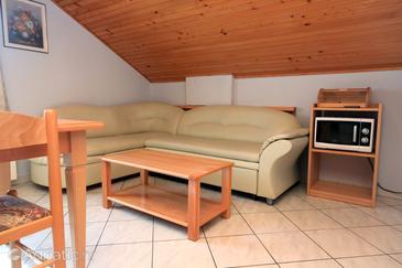 Paolija, Obývací pokoj v ubytování typu apartment, WiFi.