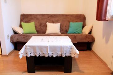 Novigrad, Гостиная в размещении типа apartment, WIFI.