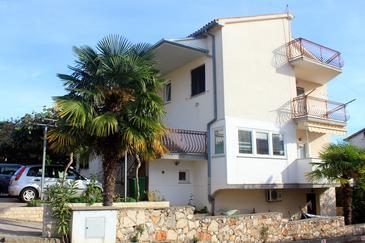 Novigrad, Novigrad, Объект 2552 - Апартаменты с галечным пляжем.