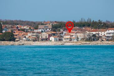 Zambratija, Umag, Objekt 2557 - Ubytování v blízkosti moře.