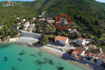 Žuljana, Pelješac, Объект 256 - Апартаменты и комнаты вблизи моря с песчаным пляжем.
