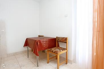 Trpanj, Jídelna v ubytování typu apartment, WIFI.