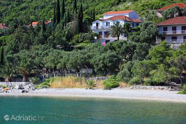 Trpanj, Pelješac, Property 258 - Apartments and Rooms near sea with pebble beach.