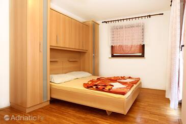 Trpanj, Ložnice v ubytování typu room, s klimatizací, domácí mazlíčci povoleni a WiFi.