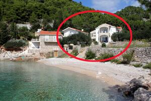 Seaside secluded apartments Baai Jedra, Hvar - 2583