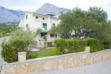 Promajna, Makarska, Property 2588 - Apartments near sea with pebble beach.