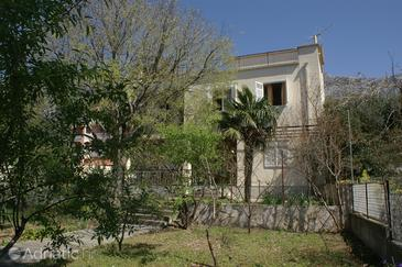 Gradac, Makarska, Property 2589 - Apartments near sea with pebble beach.