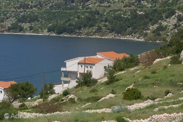 Drašnice, Makarska, Property 2591 - Apartments near sea with pebble beach.