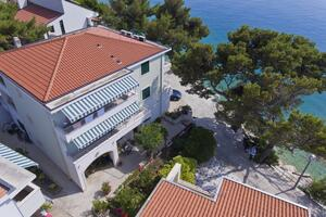 Apartments by the sea Promajna, Makarska - 2592
