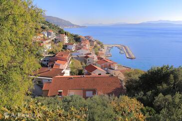 Podgora, Makarska, Objekt 2594 - Ubytování v blízkosti moře s oblázkovou pláží.