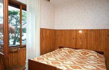 Živogošće - Mala Duba, Spálňa v ubytovacej jednotke room, WIFI.