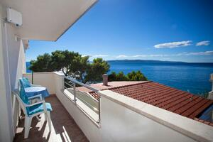 Apartments by the sea Promajna (Makarska) - 2605