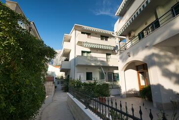 Promajna, Makarska, Obiekt 2605 - Apartamenty przy morzu.