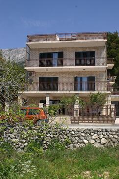 Živogošće - Mala Duba, Makarska, Property 2606 - Apartments and Rooms near sea with pebble beach.