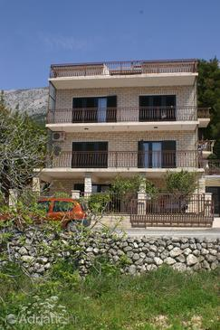 Živogošće - Mala Duba, Makarska, Property 2606 - Apartments and Rooms near sea with pebble beach.