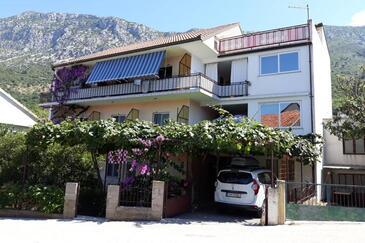 Podaca, Makarska, Property 2612 - Apartments near sea with pebble beach.