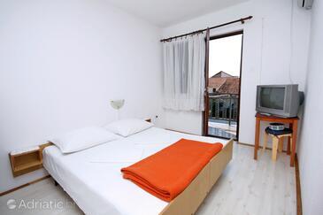 Podaca, Ložnice v ubytování typu room, s klimatizací a WiFi.