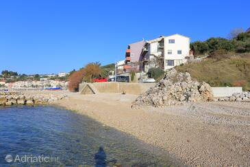 Podgora, Makarska, Property 2614 - Apartments near sea with pebble beach.