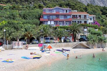 Podgora, Makarska, Propiedad 2616 - Apartamentos y Habitaciones near sea with pebble beach.