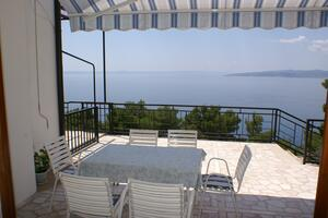 Appartements avec parking Bratus (Makarska) - 2627