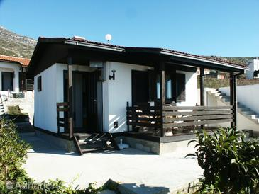 Postup, Pelješac, Property 263 - Vacation Rentals with rocky beach.