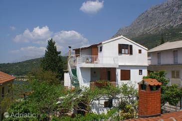 Podaca, Makarska, Property 2631 - Apartments near sea with pebble beach.