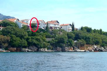 Podaca, Makarska, Property 2633 - Apartments by the sea.