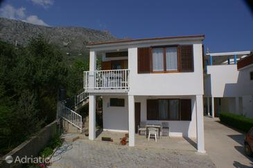Podaca, Makarska, Property 2634 - Apartments near sea with pebble beach.