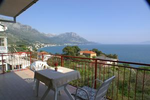 Apartments by the sea Podaca (Makarska) - 2635