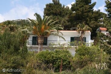 Zaostrog, Makarska, Objekt 2637 - Ubytování v blízkosti moře s oblázkovou pláží.
