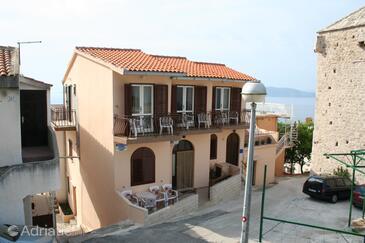 Igrane, Makarska, Объект 2650 - Апартаменты с галечным пляжем.