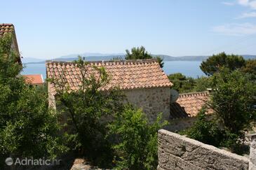 Igrane, Makarska, Property 2652 - Vacation Rentals with pebble beach.