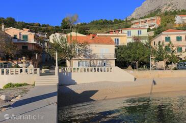 Podgora, Makarska, Property 2657 - Apartments near sea with pebble beach.