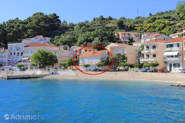 Podgora, Makarska, Объект 2657 - Апартаменты вблизи моря с галечным пляжем.