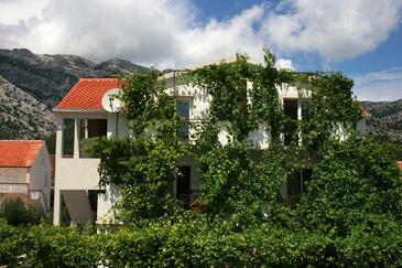 Orebić, Pelješac, Obiekt 266 - Apartamenty z piaszczystą plażą.