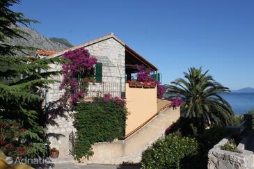 Igrane, Makarska, Property 2660 - Apartments with pebble beach.