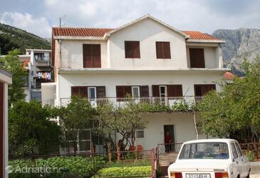 Zaostrog, Makarska, Property 2662 - Apartments and Rooms near sea with rocky beach.