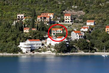 Slano, Dubrovnik, Property 2681 - Apartments and Rooms near sea with pebble beach.