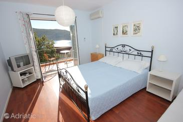 Slano, Bedroom in the room, dostupna klima, dopusteni kucni ljubimci i WIFI.