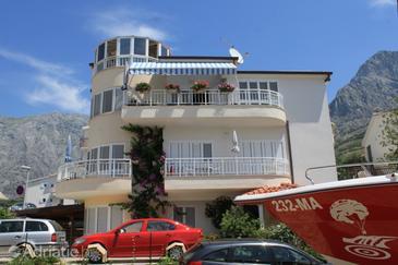 Promajna, Makarska, Property 2686 - Apartments near sea with pebble beach.