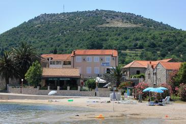 Slano, Dubrovnik, Property 2687 - Apartments and Rooms near sea with pebble beach.