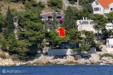Drvenik Gornja vala, Makarska, Property 2688 - Apartments and Rooms near sea with pebble beach.